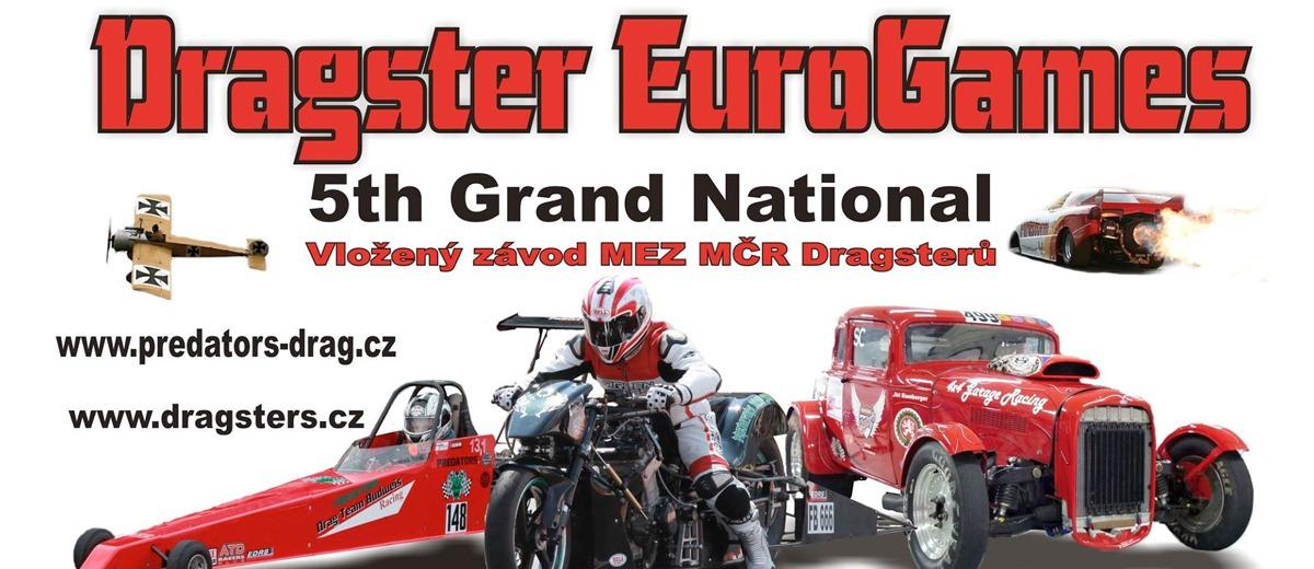 Dragster EuroGames 2014 Bechyne