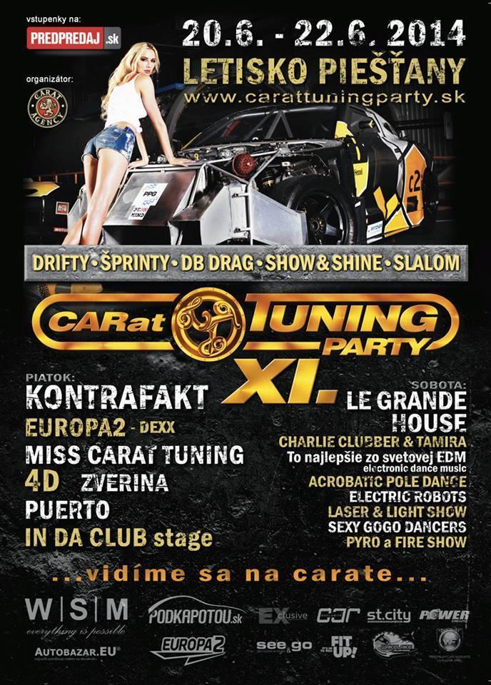 carat tuning party 2014